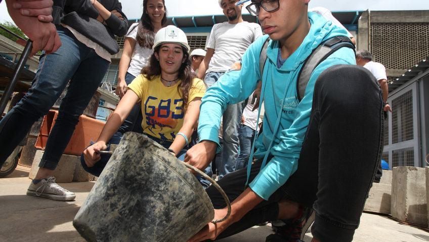EXPERIENCIA UCAB: DESCUBRIR LA VOCACIÓN EN LA MEJOR UNIVERSIDAD PRIVADA DE VENEZUELA